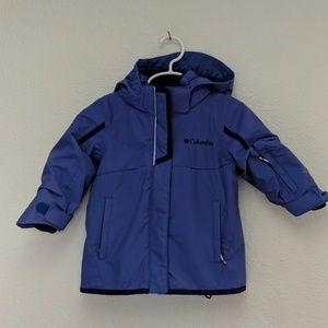 Columbia winter jacket 2T